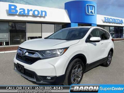 2019 Honda CR-V for sale at Baron Super Center in Patchogue NY