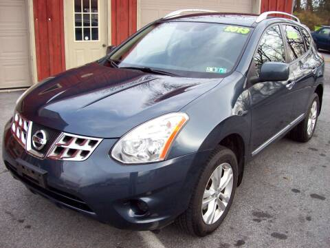 2013 Nissan Rogue for sale at Clift Auto Sales in Annville PA