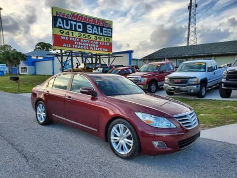2010 Hyundai Genesis for sale at Mox Motors in Port Charlotte FL