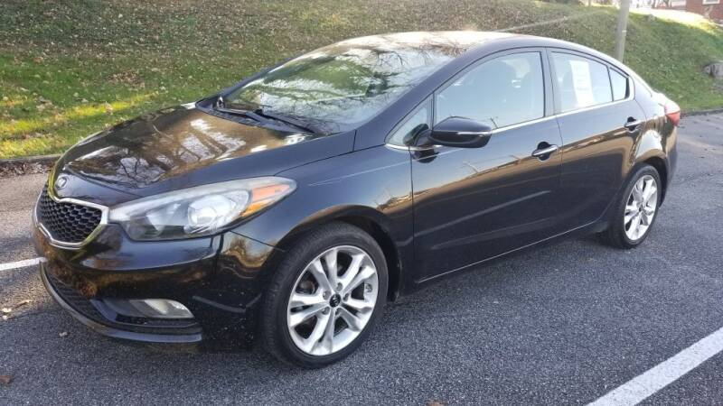 2014 Kia Forte for sale at Thompson Auto Sales Inc in Knoxville TN