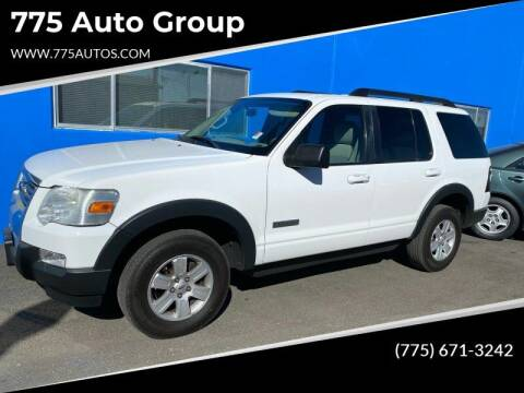2007 Ford Explorer for sale at City Auto Sales in Sparks NV