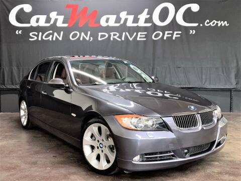 2007 BMW 3 Series for sale at CarMart OC in Costa Mesa CA
