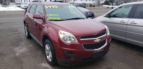 2011 Chevrolet Equinox for sale at TC Auto Repair and Sales Inc in Abington MA