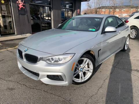 2014 BMW 4 Series for sale at EUROPEAN AUTO EXPO in Lodi NJ