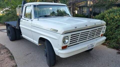 1967 Ford F-350 Super Duty for sale at Classic Car Deals in Cadillac MI