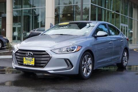 2017 Hyundai Elantra for sale at Jeremy Sells Hyundai in Edmonds WA