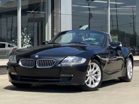 2007 BMW Z4 for sale at Carmel Motors in Indianapolis IN