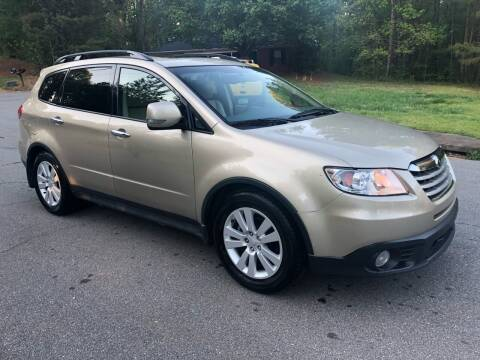 2009 Subaru Tribeca for sale at Don Roberts Auto Sales in Lawrenceville GA