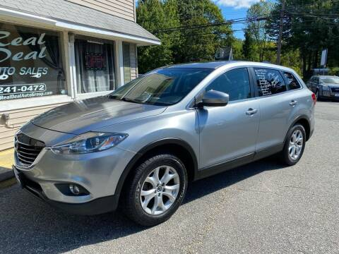2013 Mazda CX-9 for sale at Real Deal Auto Sales in Auburn ME