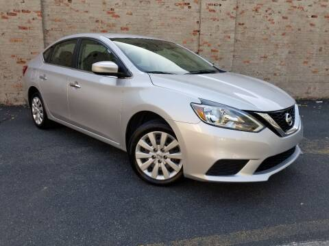 2019 Nissan Sentra for sale at GTR Auto Solutions in Newark NJ