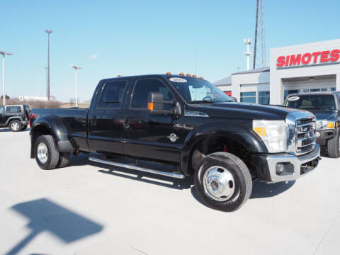2012 Ford F-450 Super Duty for sale at SIMOTES MOTORS in Minooka IL