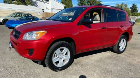 2012 Toyota RAV4 for sale at Universal Auto Inc in Salem OR