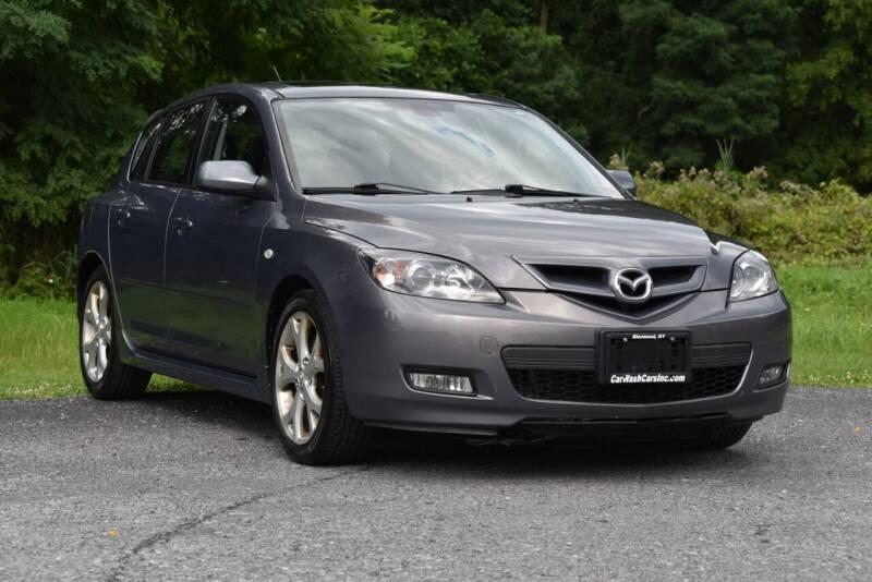 2008 Mazda MAZDA3 for sale at Car Wash Cars Inc in Glenmont NY