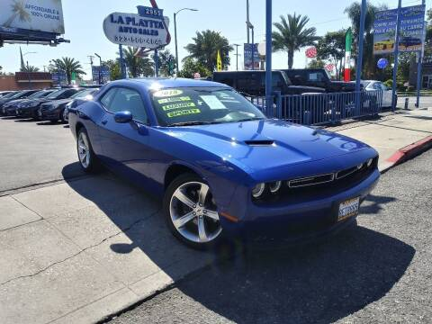 2018 Dodge Challenger for sale at LA PLAYITA AUTO SALES INC in South Gate CA