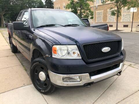 2005 Ford F-150 for sale at Jeff Auto Sales INC in Chicago IL
