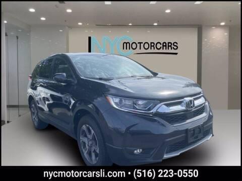 2019 Honda CR-V for sale at NYC Motorcars in Freeport NY