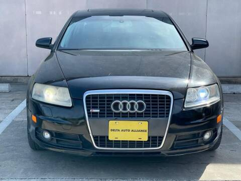 2008 Audi A6 for sale at Delta Auto Alliance in Houston TX