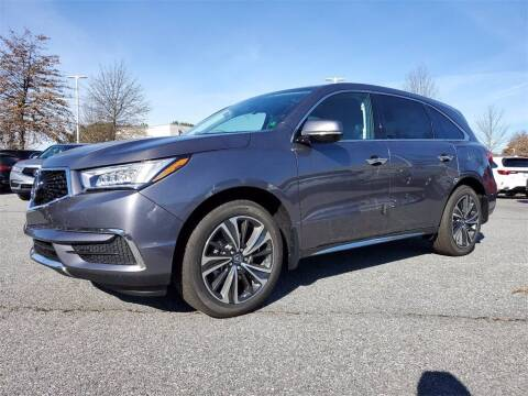 2020 Acura MDX for sale at Southern Auto Solutions - Acura Carland in Marietta GA