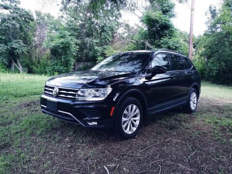 2018 Volkswagen Tiguan for sale at 57 Auto Sales in San Antonio TX