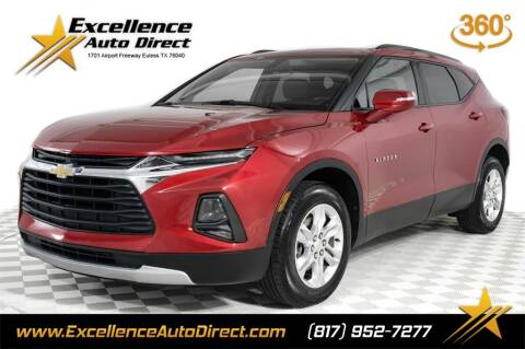 2020 Chevrolet Blazer for sale at Excellence Auto Direct in Euless TX