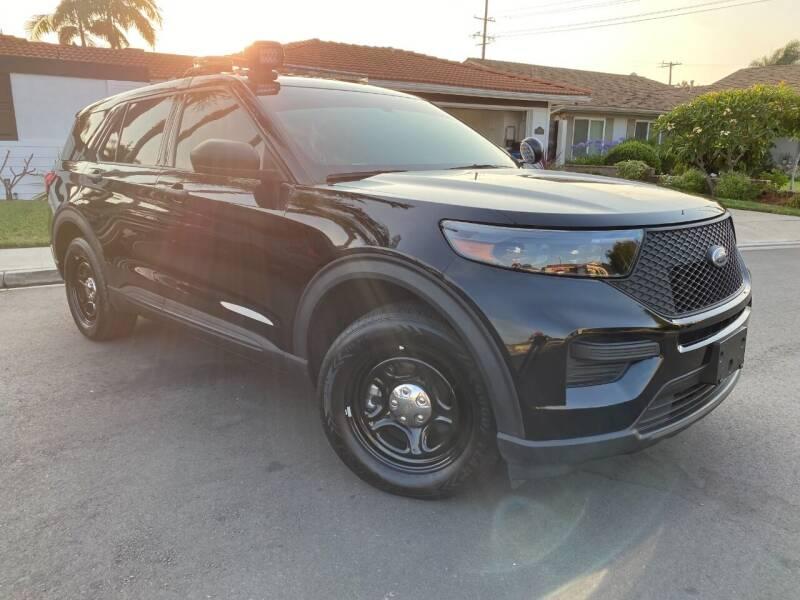 2020 Ford Explorer for sale at SoCal Motors in Los Alamitos CA