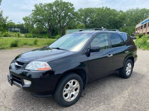 2001 Acura MDX for sale at Family Auto Sales in Maplewood MN