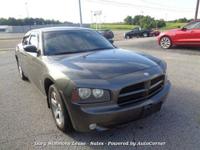2008 Dodge Charger for sale at Gary Simmons Lease - Sales in Mckenzie TN