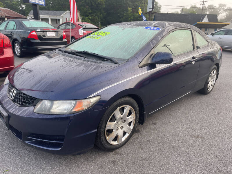 2010 Honda Civic for sale at Cars for Less in Phenix City AL
