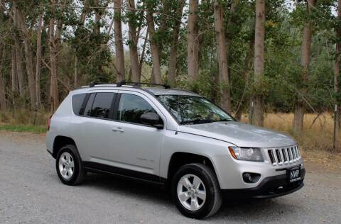 2014 Jeep Compass for sale at Northwest Premier Auto Sales in West Richland WA