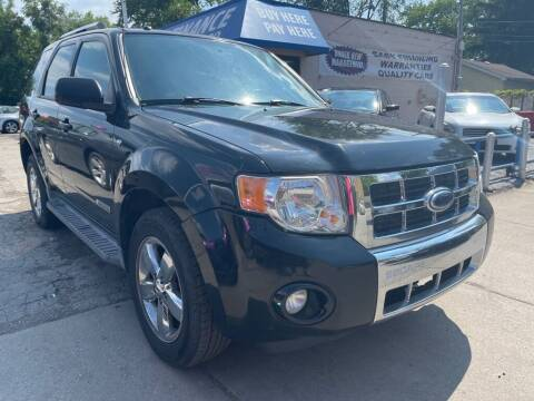 2008 Ford Escape for sale at Great Lakes Auto House in Midlothian IL