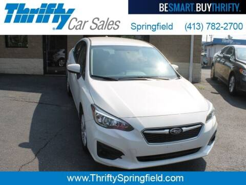2017 Subaru Impreza for sale at Thrifty Car Sales Springfield in Springfield MA