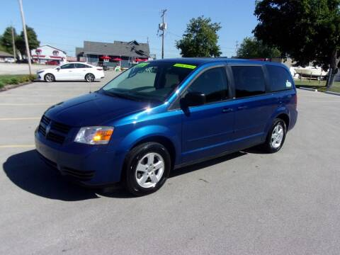 2010 Dodge Grand Caravan for sale at Ideal Auto Sales, Inc. in Waukesha WI