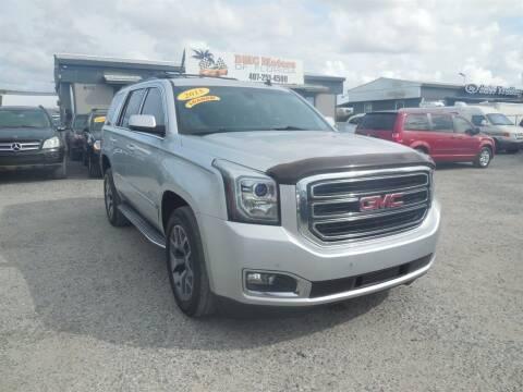 2015 GMC Yukon for sale at DMC Motors of Florida in Orlando FL