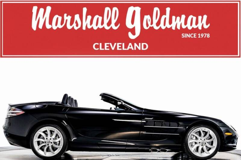 2008 Mercedes-Benz SLR for sale in Cleveland, OH