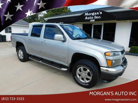2010 Chevrolet Colorado for sale at Morgan's Auto Inc in Paoli IN