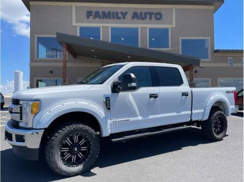 2017 Ford F-350 Super Duty for sale at Moses Lake Family Auto Center in Moses Lake WA