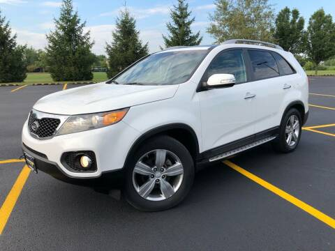 2012 Kia Sorento for sale at Car Stars in Elmhurst IL