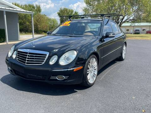 2008 Mercedes-Benz E-Class for sale at Jacks Auto Sales in Mountain Home AR