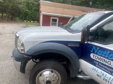 2007 Ford F-450 Super Duty for sale at Anawan Auto in Rehoboth MA