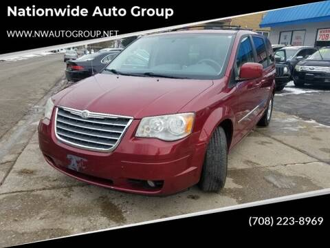 2010 Chrysler Town and Country for sale at Nationwide Auto Group in Melrose Park IL