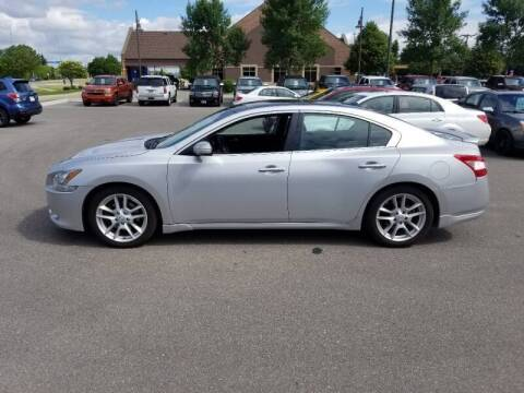 2009 Nissan Maxima for sale at ROSSTEN AUTO SALES in Grand Forks ND