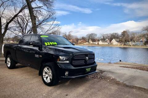 2017 RAM Ram Pickup 1500 for sale at Island Auto in Grand Island NE