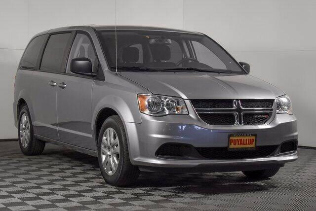 2018 Dodge Grand Caravan for sale at Washington Auto Credit in Puyallup WA