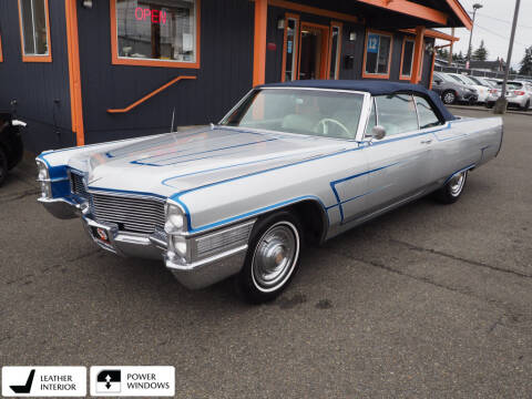 1965 Cadillac DeVille for sale at Sabeti Motors in Tacoma WA