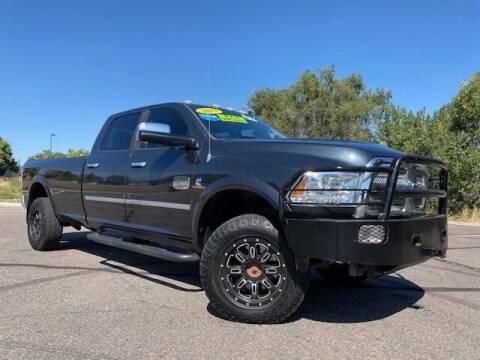2013 RAM Ram Pickup 3500 for sale at UNITED Automotive in Denver CO