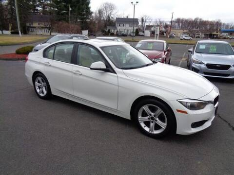 2014 BMW 3 Series for sale at BETTER BUYS AUTO INC in East Windsor CT