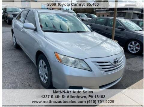 2009 Toyota Camry for sale at Berk Motor Co in Whitehall PA