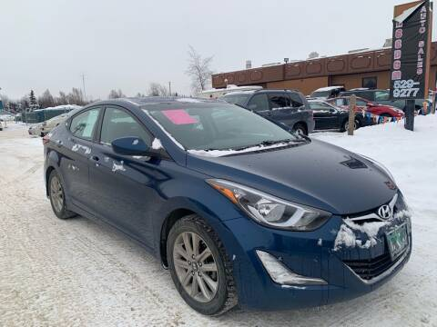 2016 Hyundai Elantra for sale at Freedom Auto Sales in Anchorage AK