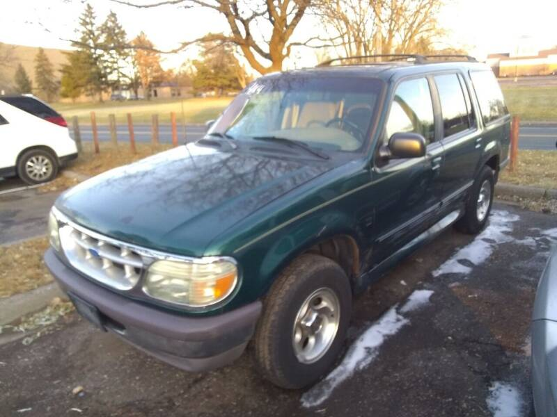 1997 Ford Explorer for sale at Continental Auto Sales in White Bear Lake MN