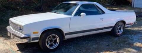 1982 Chevrolet El Camino for sale at Cobalt Cars in Atlanta GA